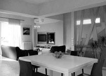 Φωτορεαλισμός καθιστικού οικίας