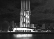 Φωτορεαλισμός πύργου Πειραιώς [συμμετοχή σε διαγωνισμό]